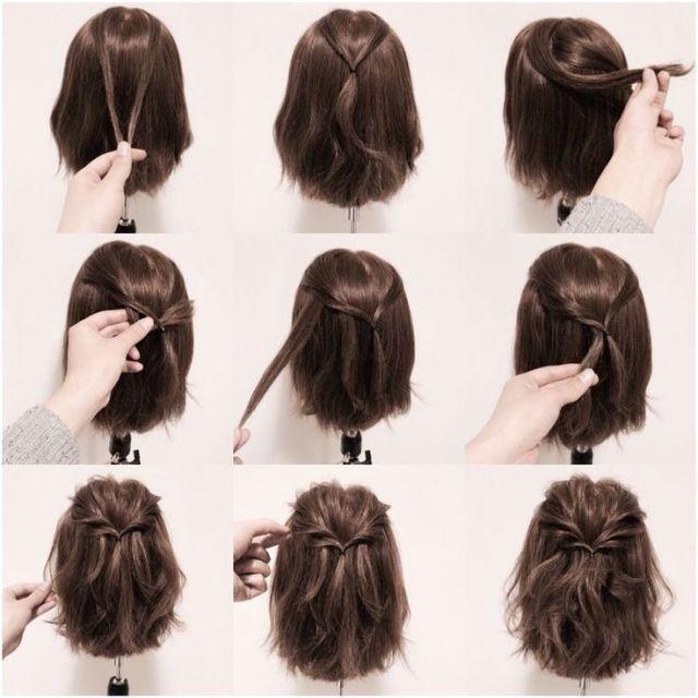 1327 best Short Hair  images on Pinterest