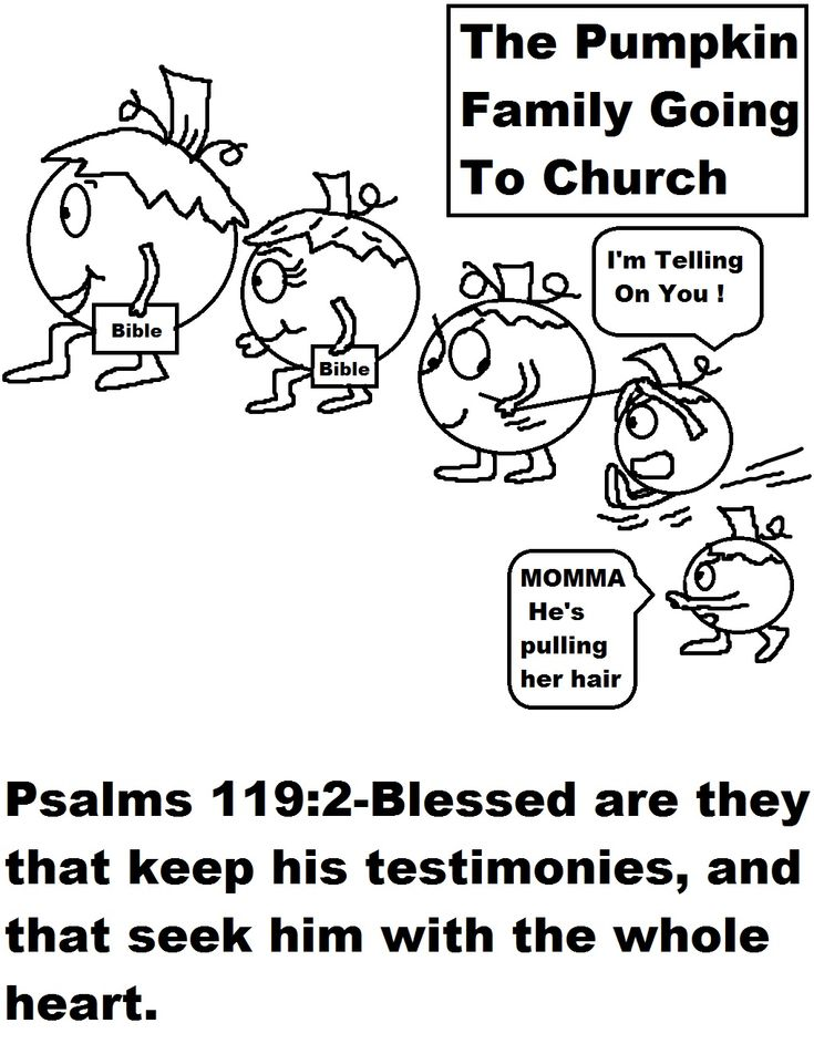 Pumpkin Family Going To Church Coloring Page.jpg (1019