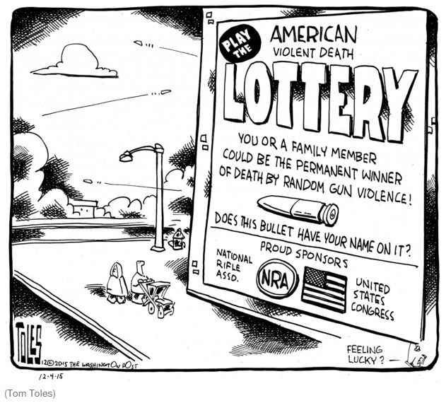 580 best images about Gun Violence Political Cartoons on