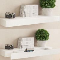 25+ best ideas about Floating shelf with drawer on ...