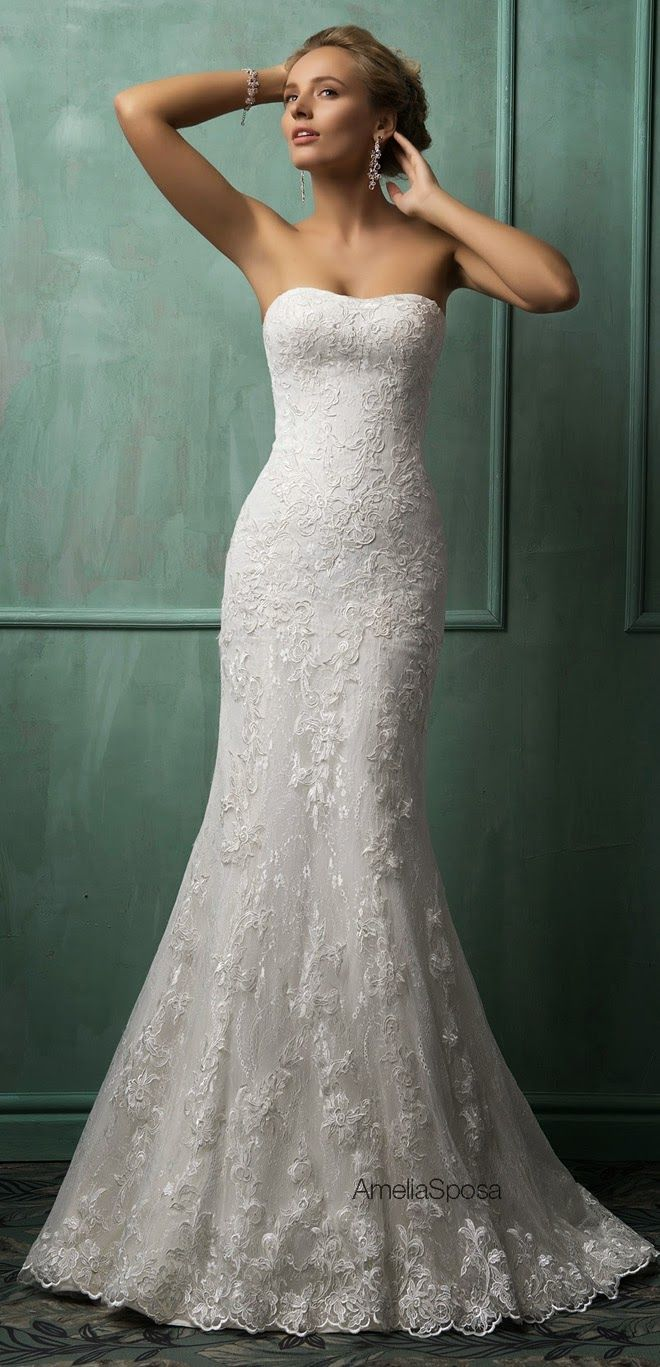 Amelia Sposa 2014 Wedding Dresses – Belle the Magazine . The Wedding Blog For The Sophisticated Bride