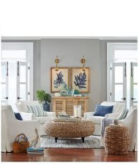 25+ best ideas about Coastal living rooms on Pinterest