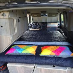 Single Fold Out Bed Chair Best Ikea Office Honda Element As A Camper| Off-topic Discussion Forum