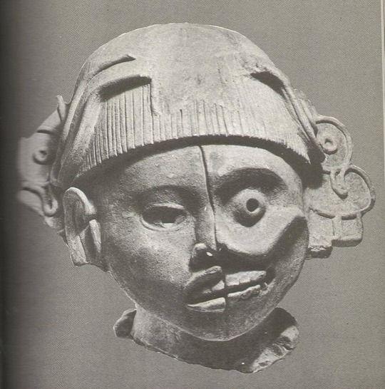La Vida Y La Muerte Mascara De La Dualidad Zapoteca