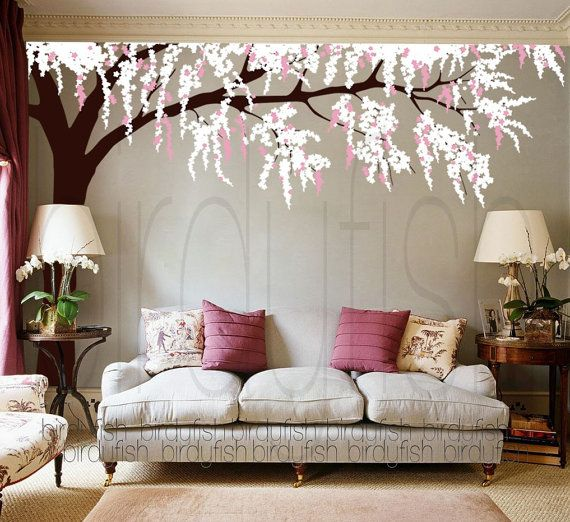 The 25 Best Ideas About Cherry Blossom Bedroom On Pinterest