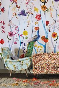 25+ best ideas about Floral print wallpaper on Pinterest