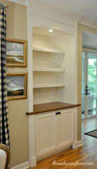 Best 20+ Built in cabinets ideas on Pinterest