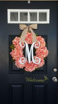 Best 25+ Door wreaths ideas on Pinterest