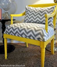 1000+ ideas about Chevron Chairs on Pinterest | Small ...