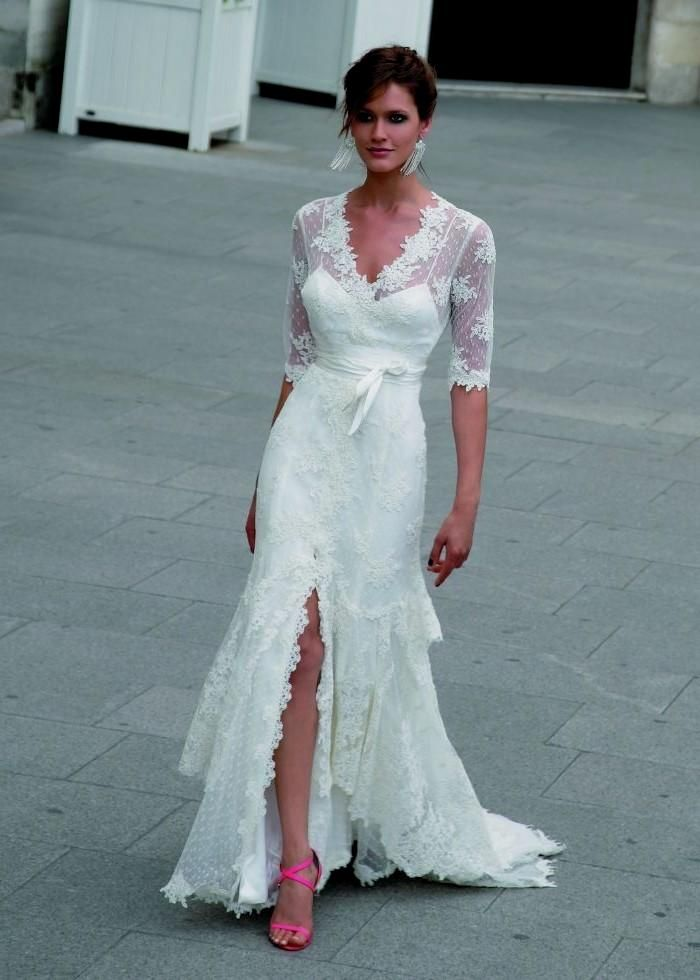1000 ideas about Second Marriage Dress on Pinterest  Second wedding dresses Older bride and