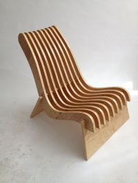 25+ best ideas about Plywood chair on Pinterest