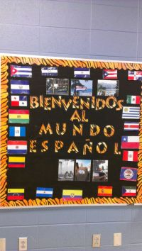 17 Best ideas about Spanish Bulletin Boards on Pinterest ...