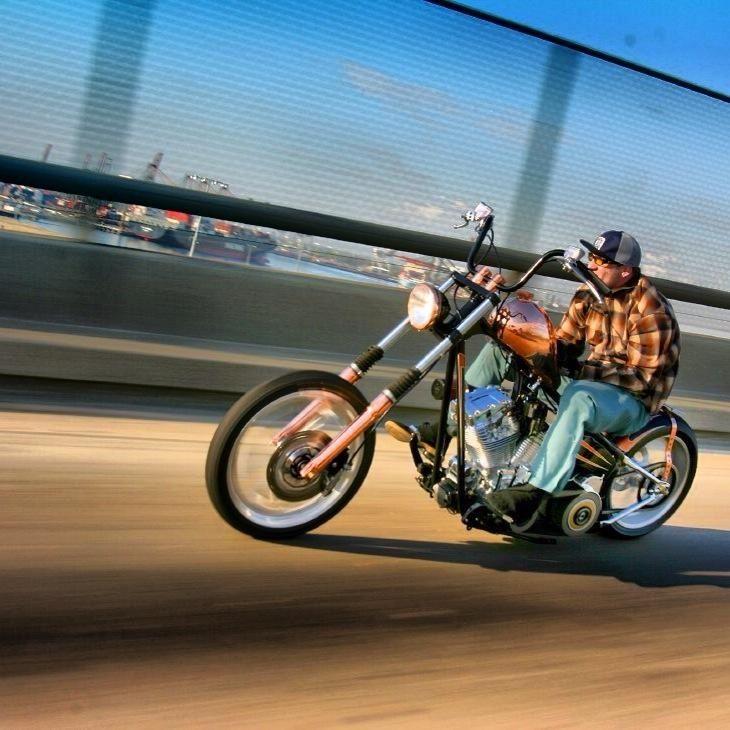 Modified Power Wheels Project Harley Rocker