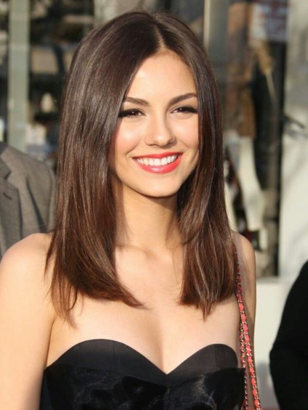 30 Just Above Shoulder Length Hairstyles Straight Hairstyles