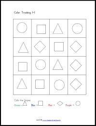 free printable visual-perceptual worksheets   OT Visual ...