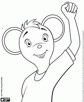 2977 best images about Angelina Ballerina Party. on