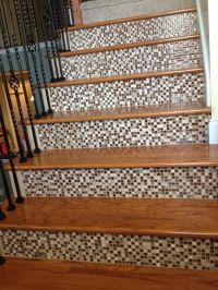 17 Best ideas about Tile On Stairs on Pinterest | Redo ...