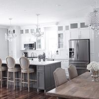 25+ best ideas about White Grey Kitchens on Pinterest ...
