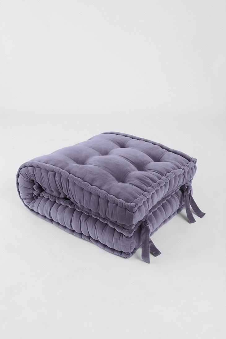 Velvet Floor Cushions