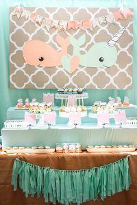 25+ best ideas about Peach Baby Shower on Pinterest