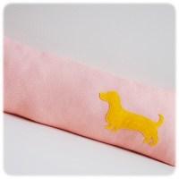 pillow with dog | My Crafts | Pinterest | Sk, Kuddar och ...