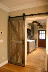 25+ best ideas about Interior Barn Doors on Pinterest