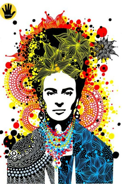 Frida Kahlo Wallpaper Iphone Frida Kahlo A Perfect Daily Theme For October Happy