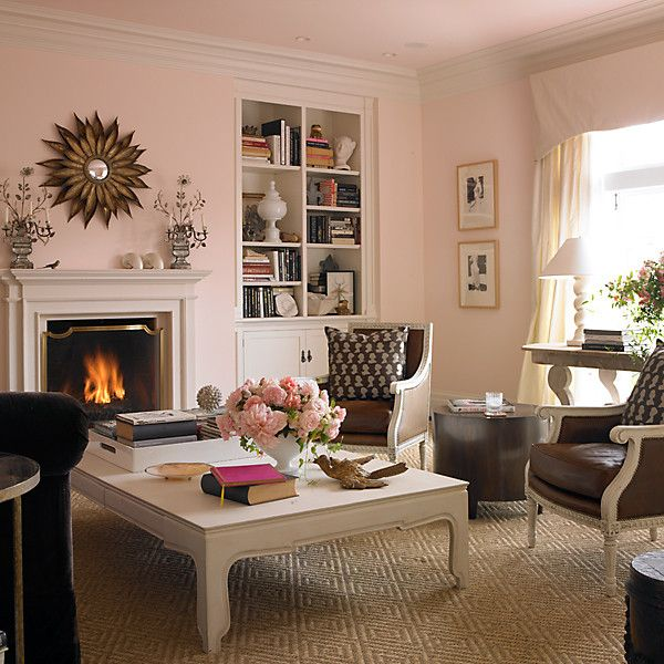 Best 10 Pink living rooms ideas on Pinterest  Pink living room furniture Pink live and Grey