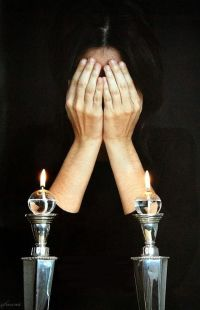 Lighting Shabbat Candles | www.imgkid.com - The Image Kid ...