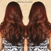 Best 10+ Copper brown hair ideas on Pinterest