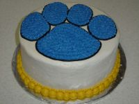 Best 25+ Paw print cakes ideas on Pinterest | Puppy patrol ...