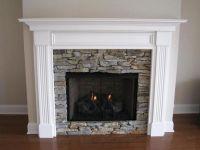 1000+ ideas about Stone Fireplace Surround on Pinterest