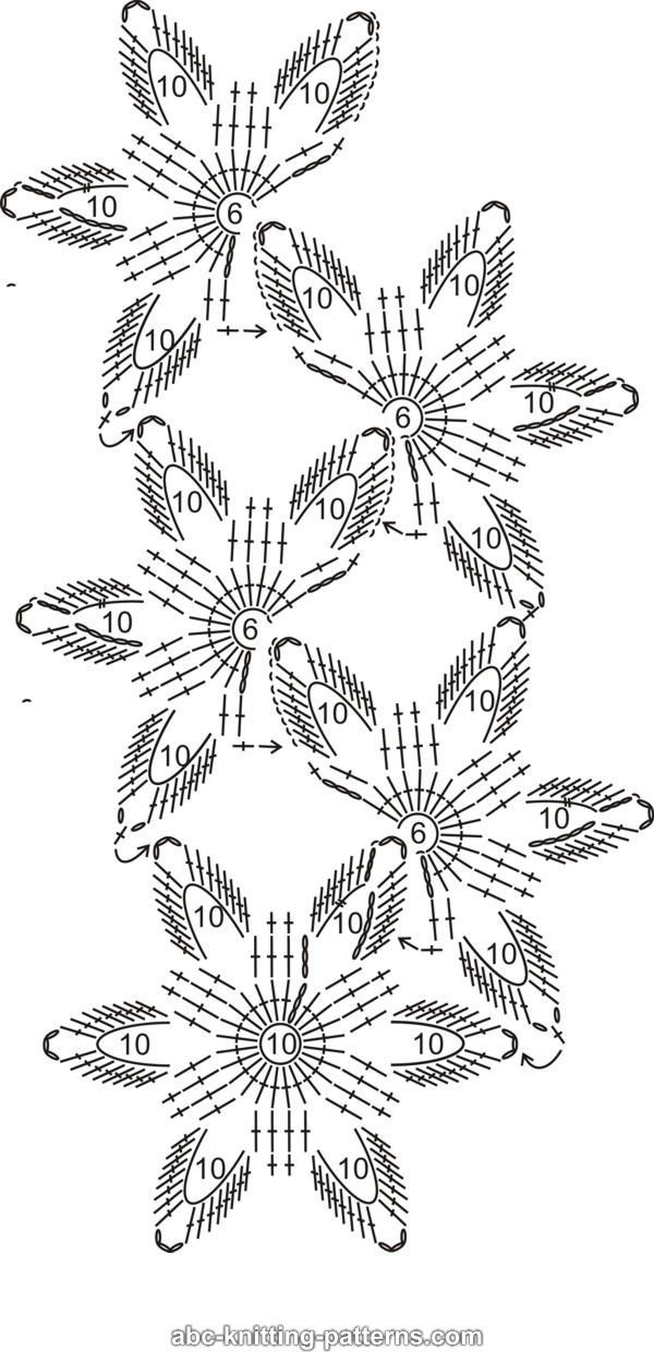 Best 20+ Crochet scarf diagram ideas on Pinterest