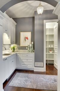 25+ best ideas about Grey kitchen walls on Pinterest