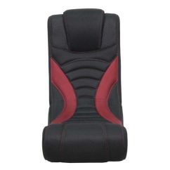 Rocker Gaming Chair Canada Modern Design Red Curve Chair-with Express 2.0 Speakers And Bluetooth Wireless Speaker ...