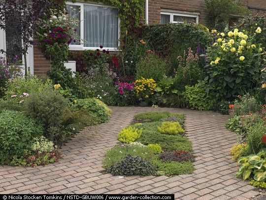 109 Best Images About Front Garden On Pinterest Gardens Raised