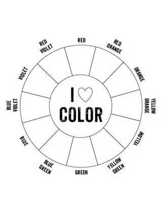 1000+ images about hair color wheel stuff on Pinterest