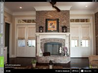 1000+ ideas about Brick Fireplace Redo on Pinterest ...