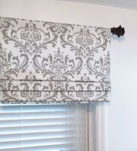 25+ best ideas about Fabric roman shades on Pinterest ...