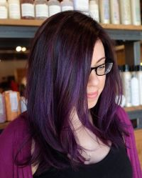 25+ best Purple hair ideas on Pinterest | Violet hair ...