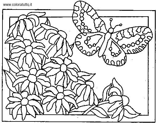 286 best images about Flower Coloring Pages on Pinterest