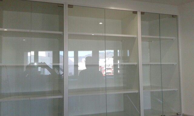 CRISTALERIA VISEGA Puertas de cristal para vitrina
