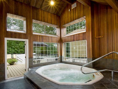 25 best ideas about Indoor hot tubs on Pinterest  Awesome showers Big houses inside and Dream