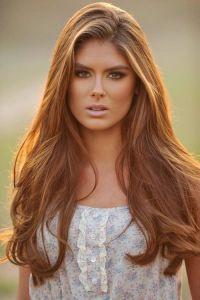 Golden Brown Hair color | Aubrey hair | Pinterest | Brown ...