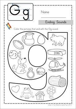 17+ images about Letter G Activities on Pinterest