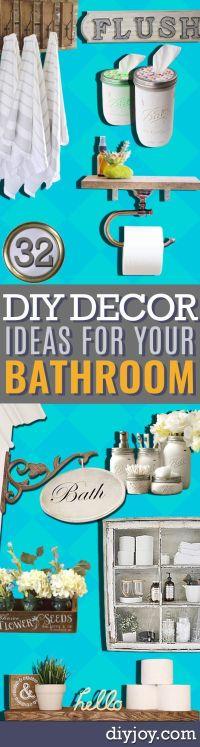 17 Best images about DIY Bathroom Decor on Pinterest ...