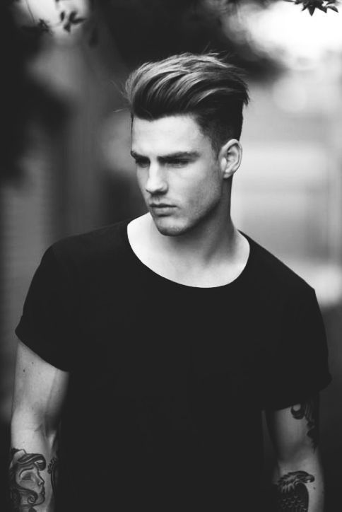 8 Best Images About Men Hairstyle For Me On Pinterest Medium Cut