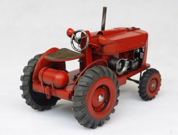 Have A Farmall Model B That I Want To Change From The 6volt