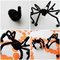 Pipe cleaner spiders - minibeasts much? | Minibeast ...