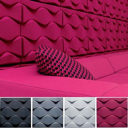 soundproof wall panels  Home Decor